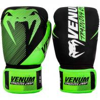 Guantoni da boxe Venum Training Camp 2.0 Black/Neo Yellow