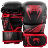 Guanti da MMA Venum Challenger 3.0 Sparring Neri / Rossi