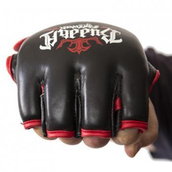 Guanti MMA Buddha Competition Professional nero