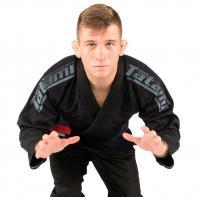 Kimono BJJ Tatami  SRS Lightweight 2.0 nero