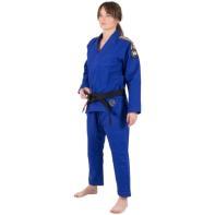 Kimono BJJ Tatami Nova Absolute Ladies  Blu + Cintura Bianco