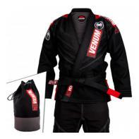 Kimono  BJJ Venum GI Elite 2.0 Nero