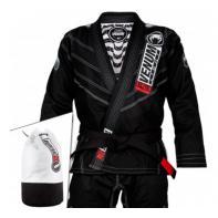 Kimono  BJJ Venum GI Elite Light 2.0 Nero