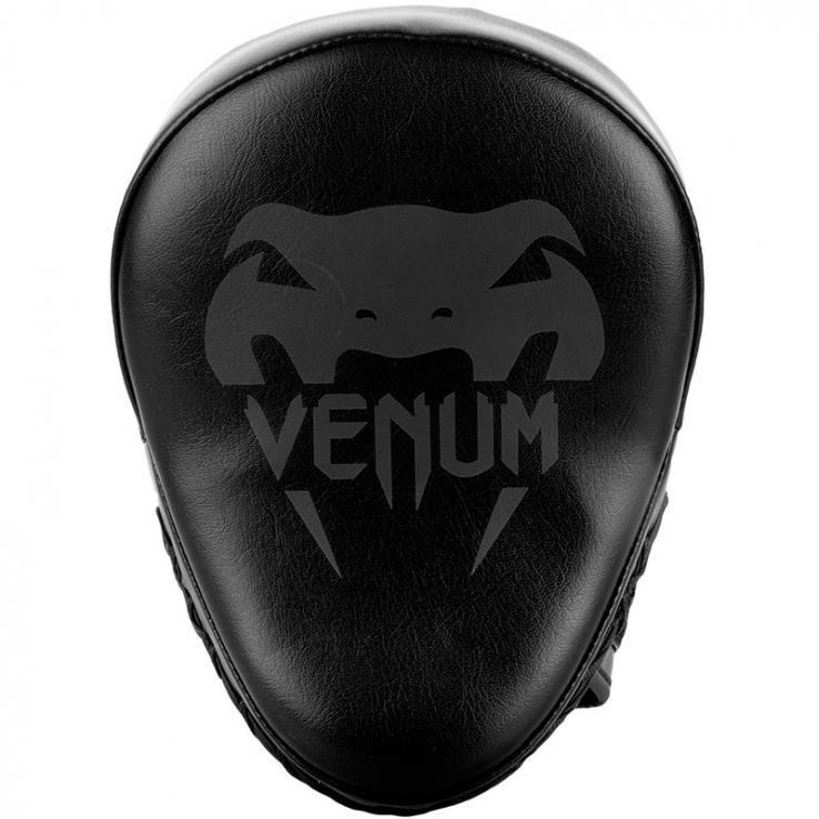 Guanti de passata Venum Light nero matte