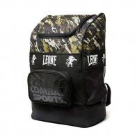 Borsa sportiva Leone Neo Camo Back Pack