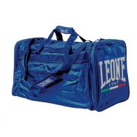 Borsa sportiva Leone Training blue