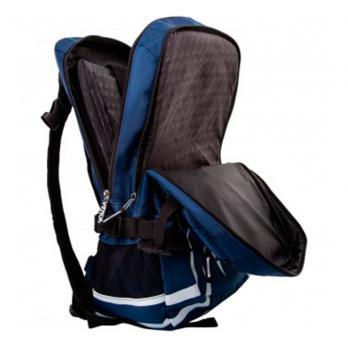 Borsa sportiva Venum Challenger Pro Blu / Bianco