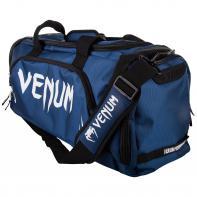 Borsa sportiva Venum Trainer Lite Blu / Bianco