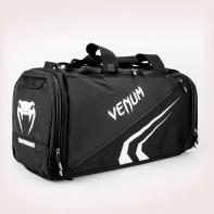 Borsa sportiva Venum Trainer Lite Evo Black/White