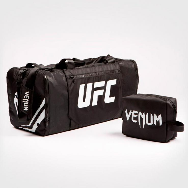Zaino Venum UFC Authentic Fight Week nero / bianco