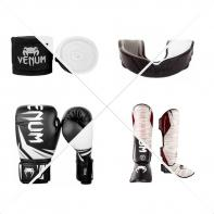 Pacchetto de Muay Thai Venum Challenger