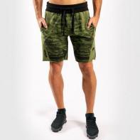 Training Shorts cotton Venum Trooper forest camo / black