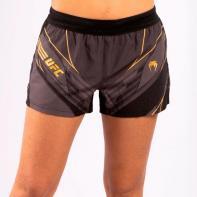 Pantaloni da fitness replica UFC Venum da donna neri