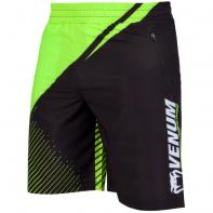 Pantaloncini Fitness Venum Training Camp 2.0 black neo yellow