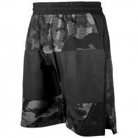 Pantaloncini Fitness Venum Tactical black / black