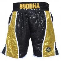 Pantaloncini Boxe Buddha Fanatik black