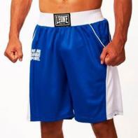 Pantaloncini boxe Leone Corner blue
