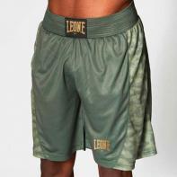 Pantaloncini boxe Leone Extrema 3 military
