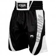 Pantaloncini Boxe Venum Elite black/white