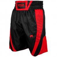 Pantaloncini Boxe Venum Elite black/red
