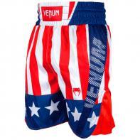 Pantaloncini Boxe Venum Elite USA red-white/blue