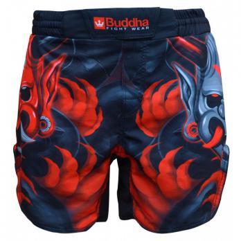 Pantaloncini MMA Buddha Demon