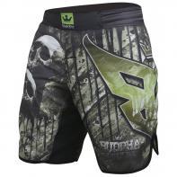 Pantaloncini MMA Buddha Skull