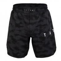 Pantaloncini MMA Tatami Standard Edition Black Digital Camo Grapple Fit Shorts