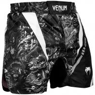 Pantaloncini MMA Venum Art Nero/Bianco