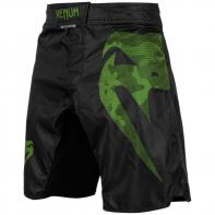 Pantaloncini MMA Venum Light 3.0 nero/cachi