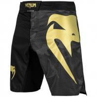 Pantaloncini MMA Venum Light 3.0 nero/oro