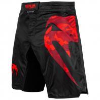 Pantaloncini MMA Venum Light 3.0 nero/rosso