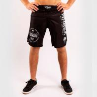 Pantaloncini MMA Signature black / white