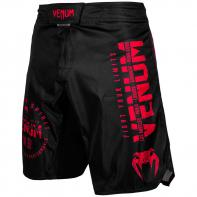 Pantaloncini MMA Venum Signature nero/rosso