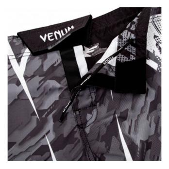 Pantaloncini MMA Venum Tecmo  Dark Grey