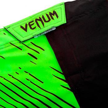 Pantaloncini MMA Venum  Training Camp 2.0 Black/Neo Yellow