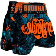 Pantaloncini  Muay Thai Buddha Eagle