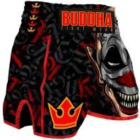 Pantaloncini  Muay Thai Buddha Retro Crown Kids