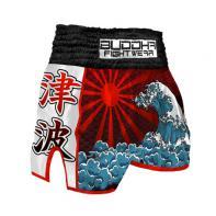 Pantaloncini  Muay Thai Buddha  Retro Tsunami