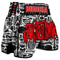 Pantaloncini  Muay Thai Buddha Skeletor