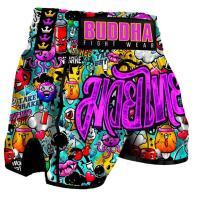 Pantaloncini  Muay Thai Buddha Zippy Kids