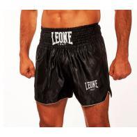 Pantaloncini  Muay Thai Leone Basic Nero