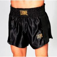 Pantaloncini  Muay Thai Leone  Essential black