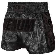 Pantaloncini Muay Thai Venum Devil black matte