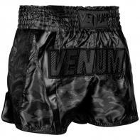 Pantaloncini Muay Thai Venum Full Cam nero