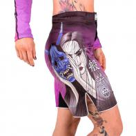 Tatami Ladies Weeping Hannya Shorts