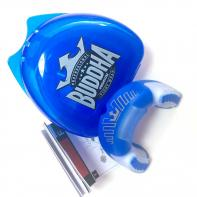 Paradenti boxe Buddha Premium blue