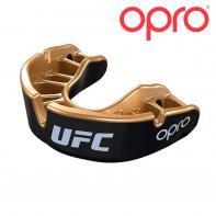 Paradenti boxe Opro Gold Metal Gold UFC