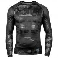 Rashguard Venum Tactical l/s black / black