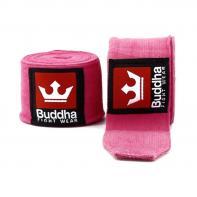 Fasce Buddha 4,5 m Rosa semi-elastica